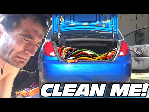 FACING THE MESS... How To JACK UP a Subwoofer & EXO's Blown Speaker FAIL!