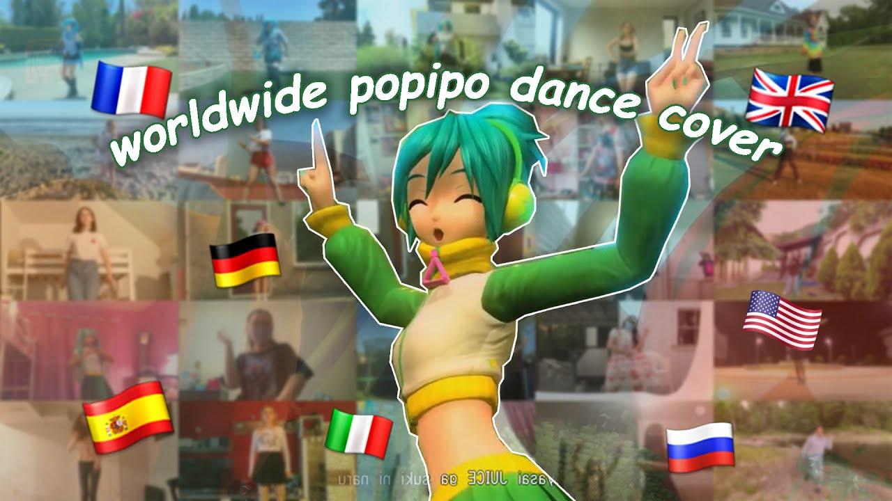 WORLDWIDE POPIPO DANCE COVER