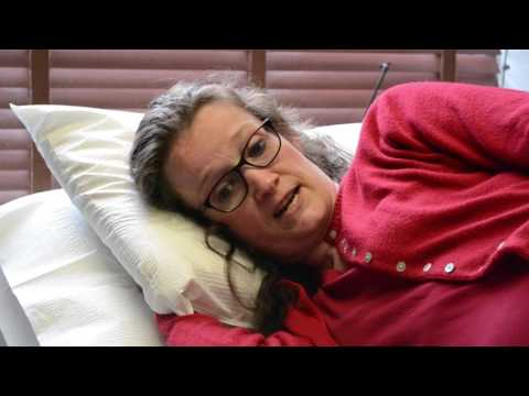 Virginia Woman's CRPS Causes 10/10 Pain and Feet Lesions