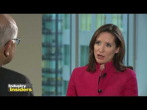 Amanda Lang interviews TD CEO (December 2016)