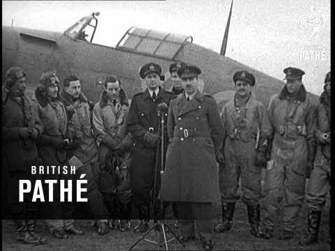 The Eagle Squadron (1941)