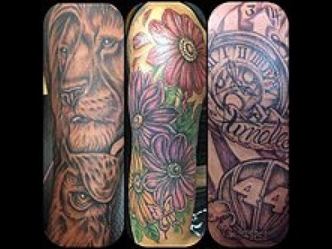 tattoos Waverly - YouTube