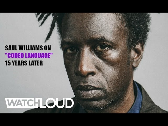 "Saul Williams Revisits ""Coded Language"" 15 Years Later"