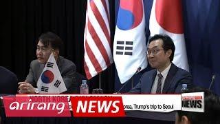 S. Korea and U.S. nuclear envoys emphasize coordination over North Korea