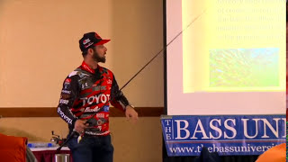 Mike Iaconelli:  Fall Bass Fishing Techniques