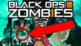 black ops 3 zombies huge easter egg we missed something big call of duty zombies