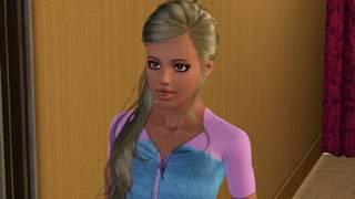 """Sims 3 .Сериал """"С новой строки.."""" 2 серия от MEGA MS (с озвучкой)"""