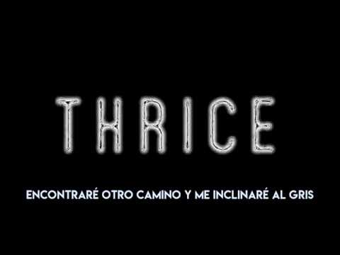 Thrice - The Grey (Sub Español)