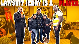 THE LADIES ARE BACK AND LAWSUIT JERRY DID THIS (SMH)