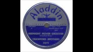 Midnight Mover Groover  Crawford Brothers