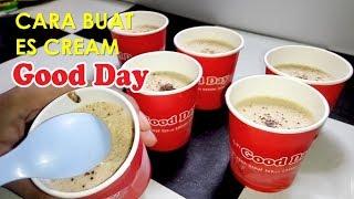 Cara Membuat Es Krim Good Day Viral Persis Es Krim Obor Aice