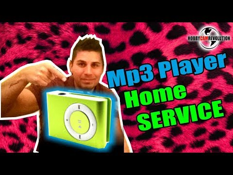 Mp3 Player Home Service