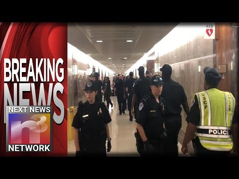 BREAKING: 56 ARRESTS! LOOK What These RADICAL Leftists Just Did On Capitol Hill!