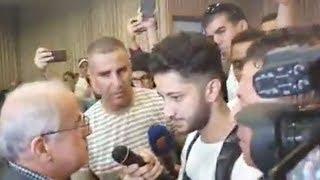 شاهد.. فوضى ومناوشات داخل قاعة هيئة الحوار والوساطة في الجزائر 🇩🇿
