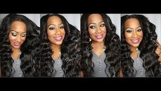 Indian Hair Company | Virgin Wavy Hair Initial Review