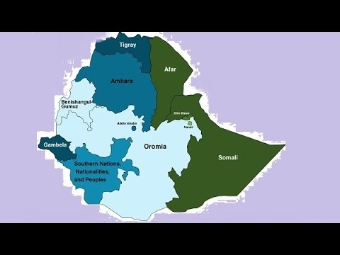 Ethiopia - Absence of Rule of Law, Modern State Government and Independent Democratic Institutions