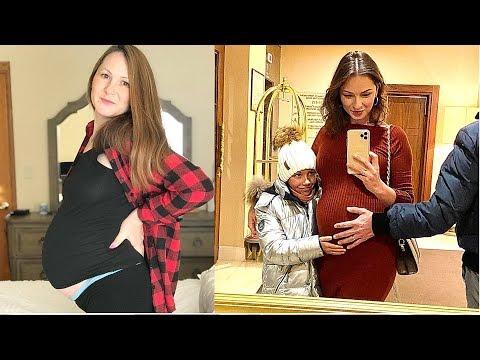 Кто красивее? БЕРЕМЕННАЯ Мама ВИКИ ШОУ или беременная МАЙ ТОЙС ПИНК. Мама Viki Show или My Toys Pink
