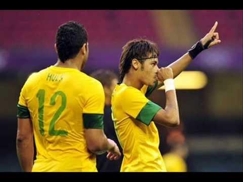 Brazil Vs Egypt 3-2 (All Goals) - Olympics 2012