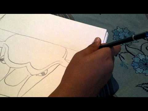 How to draw the chicago bulls logo 2014