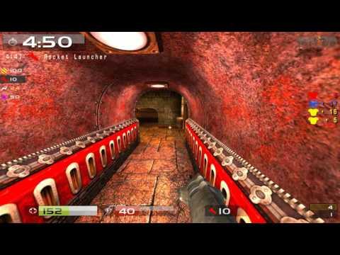 Quake Live: 125fps Pro League #27 - Group D1 - Harry_Z_Tybetu vs waro