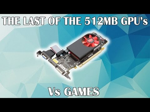 The Disappointing End To 512MB Graphics Cards