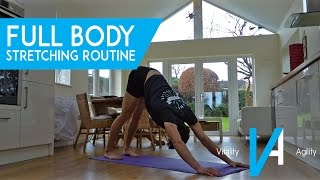 Full Body Flexibility Routine (FREE DOWNLOAD)