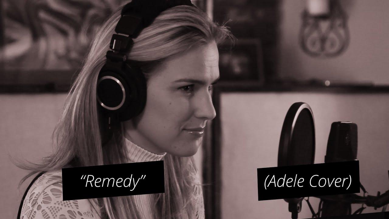 Adele Remedy Amanda Ply Live Cover