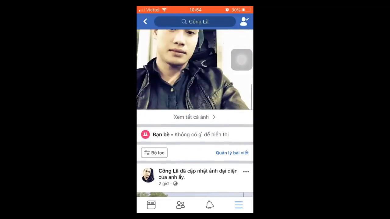 Hướng dẫn cách đặt ảnh Gif làm ảnh đại diện Facebook trong 5 phút