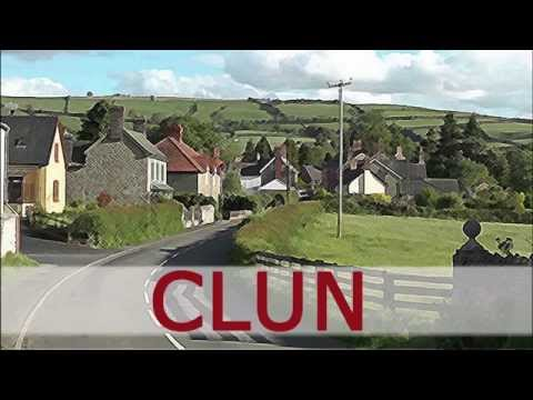 SHROPSHIRE Clun - The Quietest Place Under The Sun
