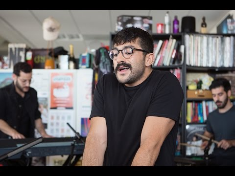Mashrou' Leila: NPR Music Tiny Desk Concert