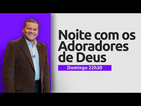 Ronaldo André e Wellyda Lima louvam e contam sua experiência com  Deus