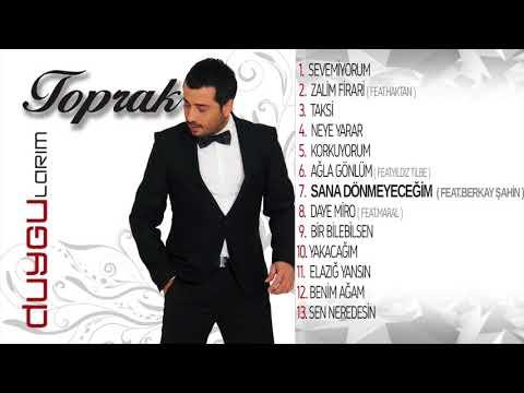 Sana Dönmeyeceğim - Toprak ft. Berkay (Official Video) #2018