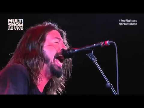 Foo Fighters live in Rio de Janeiro