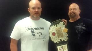 New Ring Wars Carolina Champion