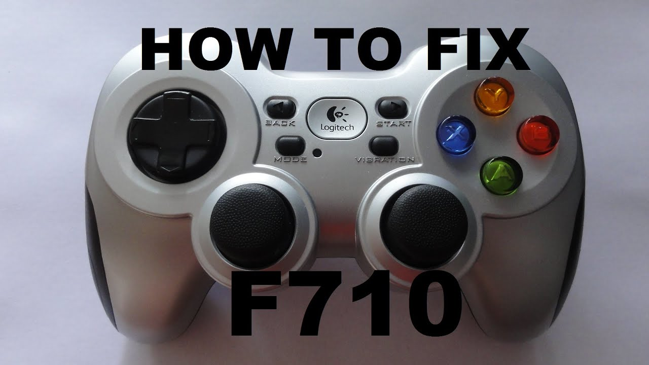 Logitech Wireless Gamepad F710 Drivers Win 10 Wire Center Fa707fmsimplifytuner88108mhzbasicradio459vdccircuitboard How To Fix Windows 8 1 No Connection Rh Youtube Com