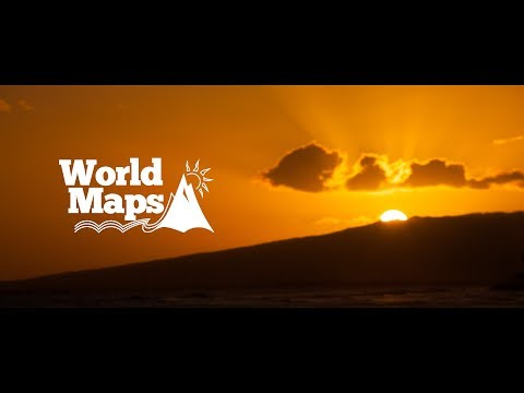 【MV】World Maps  - ロマンス(Official Music Video)