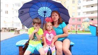 De ce mama si Bogdan nu vor sa se joace la teren de joaca? Sketch Bogdan Show