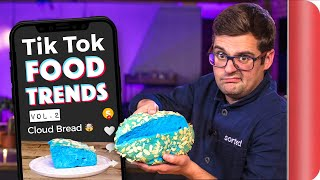 2 Chefs Test and Review Tik Tok Food Trends Vol. 2