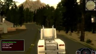 Extreme Roads USA Gameplay