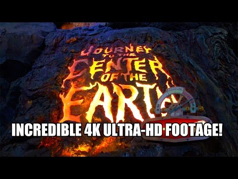Journey to the Center of the Earth Complete POV 4K Tokyo DisneySea Japan
