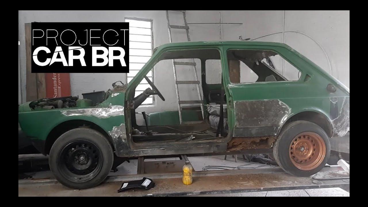 Restauracao Do Fiat 147 Episodio 1 Fusca Chegou Para A Reforma