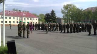 """73. tankový prapor """"Hanácký"""" Přáslavice"""
