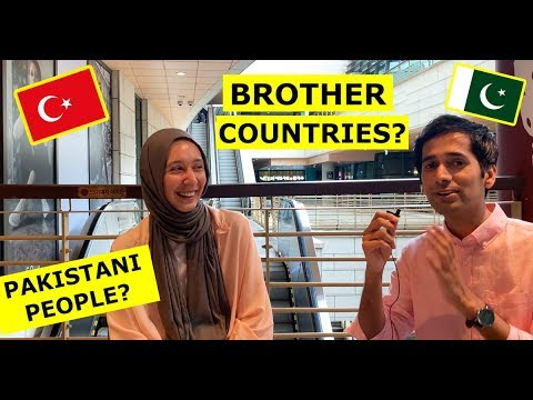 Turkish Girl About Pakistan | What Turkish People Think About Pakistan