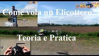 Come vola un Elicottero: Teoria e Pratica