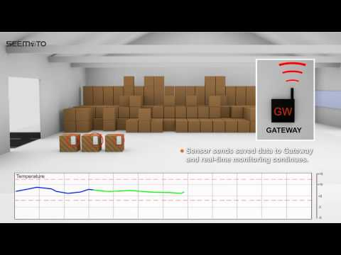 Seemoto - Cold Chain Solution