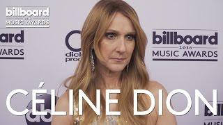 Celine Dion Talks Late Husband & Prince at Billboard Music Awards 2016