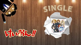 Single Anime // END & OPE // k-on! // andemar