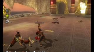 Jade Empire gameplay pc