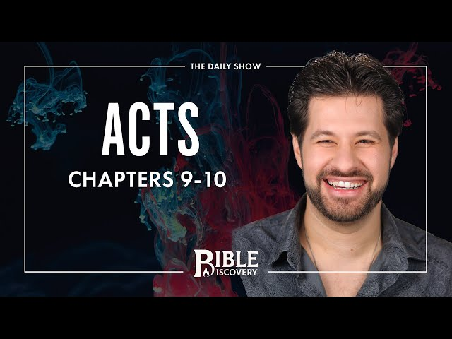 The Gentiles Come to God | Acts 9-10