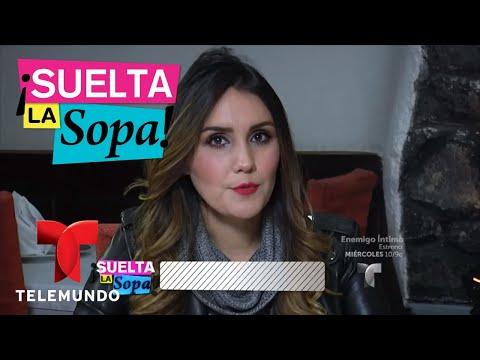 Dulce María nos cuenta sobre sus famosos escándalos  | Suelta La Sopa | Entretenimiento